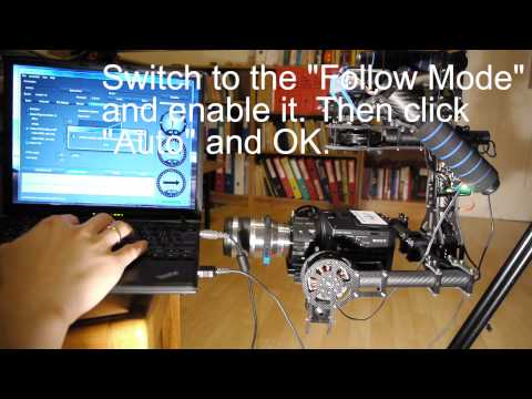 Tutorial: Tuning a 3-Axis HiFly Gimbal with Alexmos Controller from Basecam (SimpleBGC)