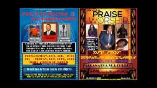 PRAISE & WORSHIP program/concert 10-12-13 at Maranatha SDA Church