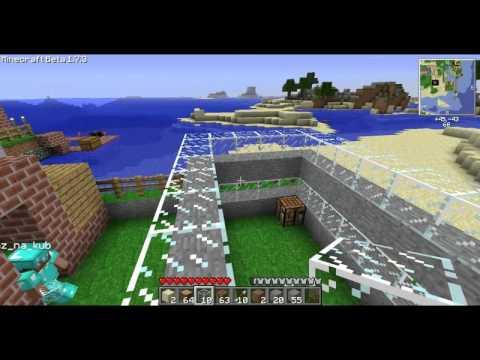rgr : minecraft # 2. 1 ตอน สร้างบ้านสุดห่วย