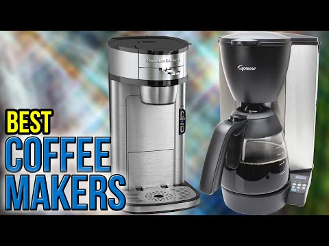 Top 10 Coffee Makers 2015 Best Coffee Maker Review