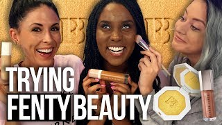 Unboxing FENTY BEAUTY by Rihanna Makeup (Beauty Break)