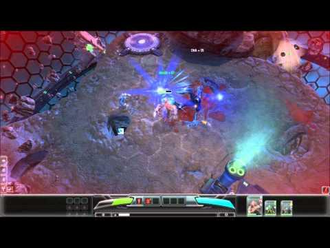 Dark Spore Walkthrough Video Guide Campaign Gameplay Part 1 PC