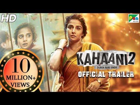 Kahaani 2 - Durga Rani Singh | Official Trailer | Vidya Balan | Arjun Rampal | Sujoy Ghosh thumbnail