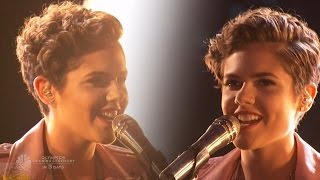 Download Song America's Got Talent 2016 Calysta Bevier Brilliant, Beautiful & Brave Singer Live Shows Round 2 Free StafaMp3
