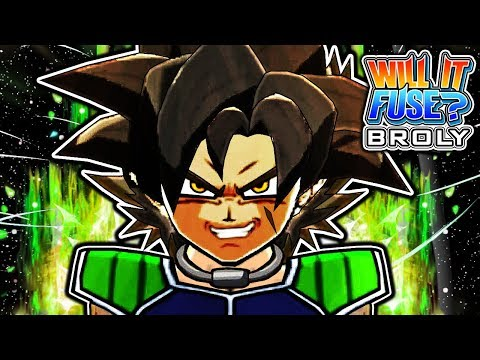 Dragon Ball Fusions Super 3DS: Will It Fuse? New Broly Gameplay (DBS Broly Movie)