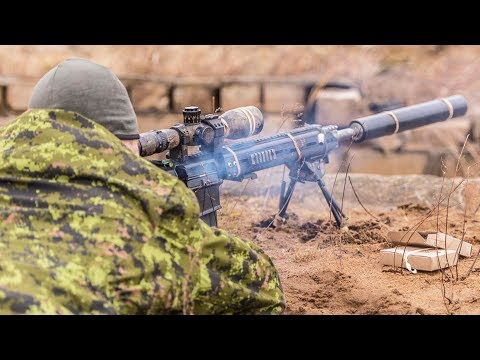 Canadian sniper's 3.5 km shot in Iraq shatters world record thumbnail