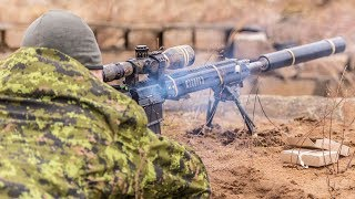 Canadian sniper's 3.5 km shot in Iraq shatters world record
