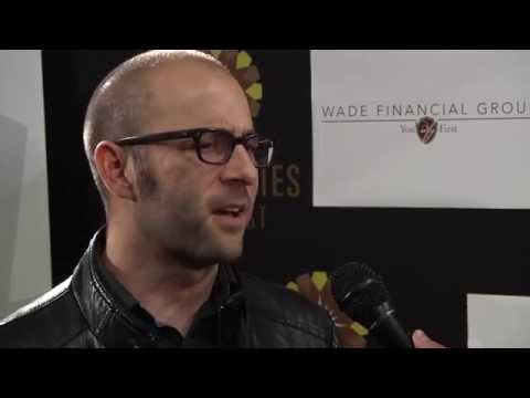 2014 TCFF Red Carpet Interview: Bradley King, Director - Time Lapse