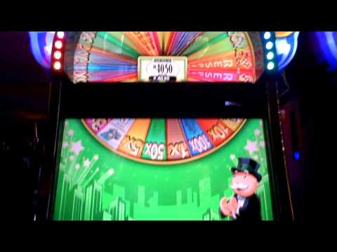 Super Monopoly slot machine Super spin.