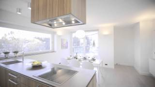 Penthouse in 1190 Wien: Immobilienvideo mit Homestaging