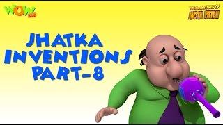 Doctor Jhatka Invention - Part 08 - Motu Patlu Compilation As seen on Nickelodeon
