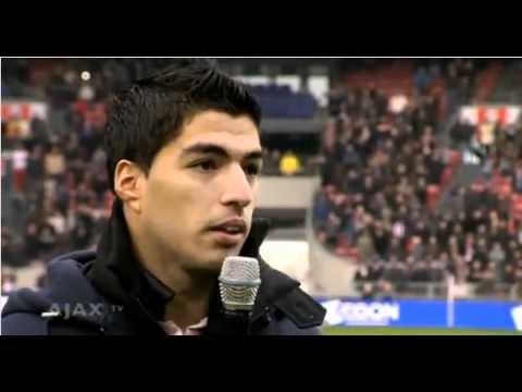 Luis Suarez  Ajax   Farewell