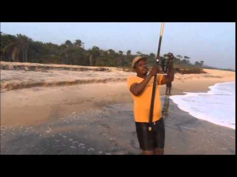 Pêche à Pointe Noire
