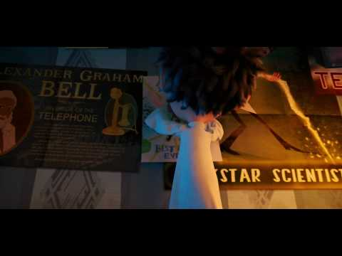 Cloudy with a Chance of Meat Balls - Trailer [HD]