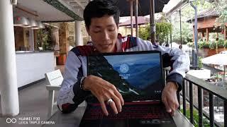 Trên tay nhanh Acer Nitro 5 (2019) - Intel Core thế hệ 9, GTX 1650