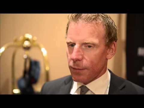Interview With Daniel Alfredsson at the 2012 NHL Awards
