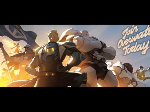 Overwatch — видео «Вы с нами?»