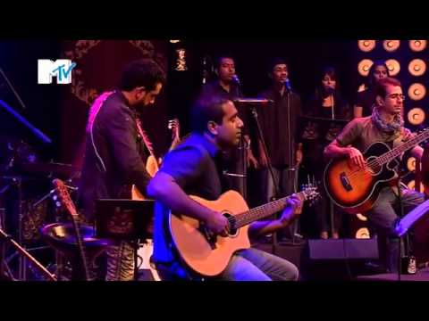 MTV Unplugged  Episode 1   Rabbi   Challa HD   YouTube