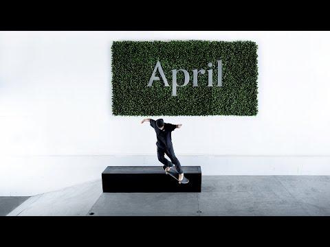 """April Skateboards """"Park Update"""""""