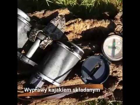 Składanym Kajakiem Wayland Formoza Z Namiotem I Hamakiem