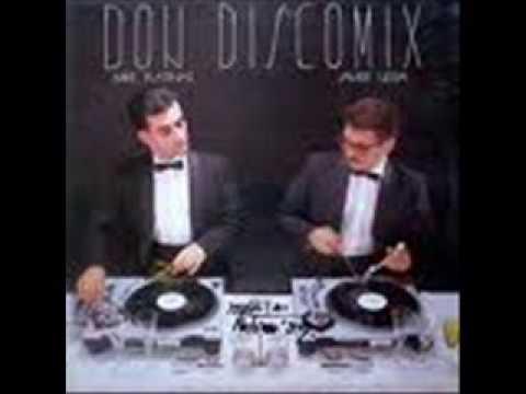 DON DISCO MIX 1986 - YouTube
