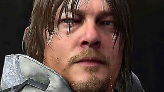 DEATH STRANDING Gameplay (E3 2018) PS4