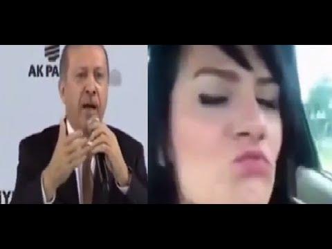 Vermicem Remix Tayyip Erdoğan Ve Türbanlı Dans Versiyonu video