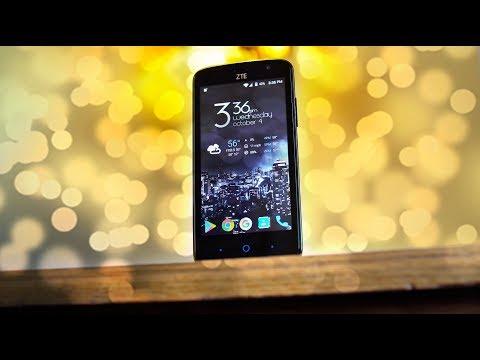 $30 SMARTPHONE?! | ZTE Majesty Pro Review