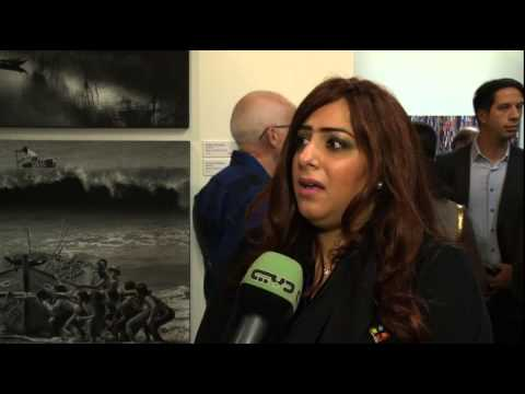 HIPA Exhibition at RGS London on Dubai TV