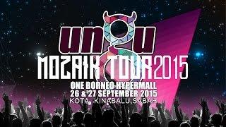 Download Lagu Ungu Mozaik Tour 2015 - KOTA KINABALU, SABAH Gratis STAFABAND