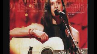 Watch Alanis Morissette King Of Pain video