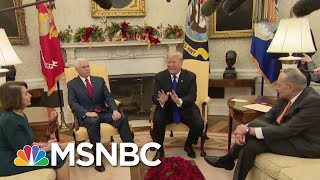 Pro-President Donald Trump Congressman: Shutdown 'Until Hell Freezes Over' | The Last Word | MSNBC