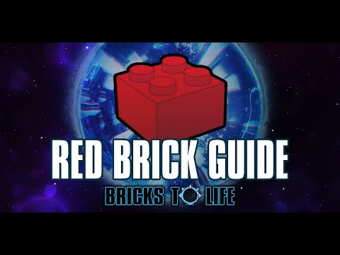 Red Brick Guide - Hunting, Unlocking & Activating - Lego Dimensions