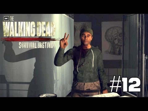 Lets Play The Walking Dead - Survival Instinct #12 Dead Hospital