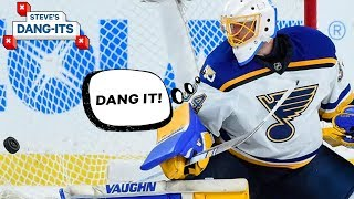 NHL Worst Plays of The Year - Day 31: St. Louis Blues Edition | Steve's Dang Its