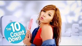 Download Lagu Top 10 Iconic K-Pop Songs Gratis STAFABAND