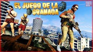 EL *JUEGO DE LA GRANADA* EN GTA V