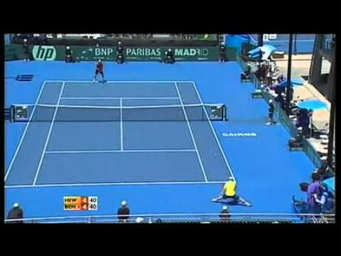 WIN NEWS CAIRNS: Davis Cup (17/09/2010)