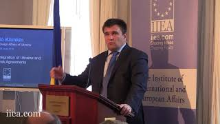 Euro-Atlantic integration of Ukraine and the Minsk Agreements