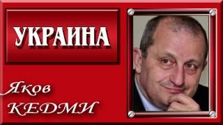 Яков Кедми: Украина  будет продолжать лететь в пропасть