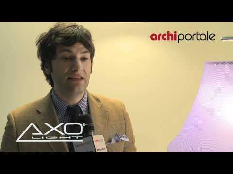 AXO LIGHT - I saloni 2011 - Archiportale