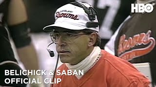 Belichick & Saban: The Art of Coaching (2019) | You Find a Way to Coach Them (Clip) | HBO