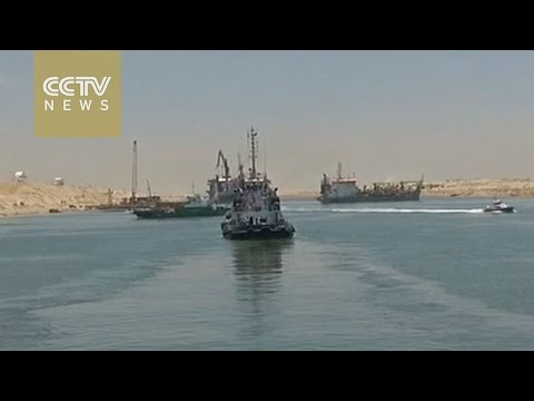 Egypt's New Suez Canal to open on August 6