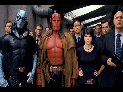 'Hellboy 3' podría ser producida por Legendary Pictures