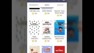 download lagu Cara Hack Tema Line Gratis 100% Work :d gratis