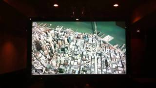 3D Mapping Technology Demo from C3 [CES 2011]