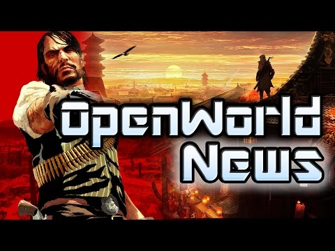 Open World Games News Assassin's Creed Japan Red Dead Redemption Movie Dragon's Dogma Online Trailer