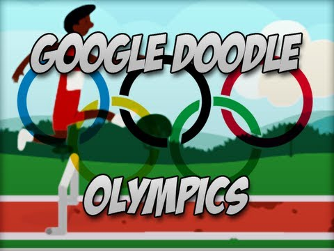 My Quest for Gold - Google Doodle Olympics 2012