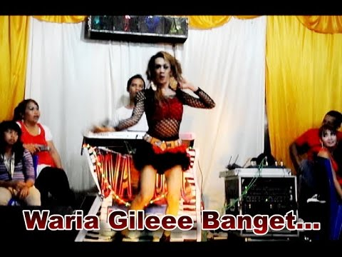 Waria Gileee Banget