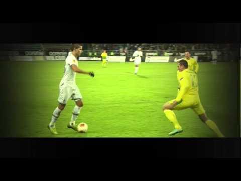 Erik Lamela vs FC Anzhi Makhachkala (A) 13-14 By TB7xcomps